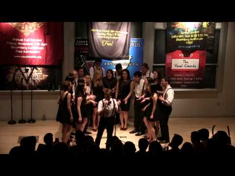 Woo (Anthony Hamilton) - JHU Vocal Chords, Spring 2015