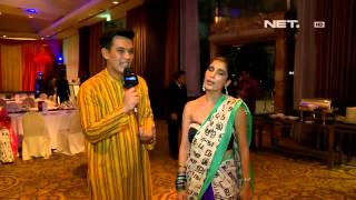 Entertainment News - Peringatan Diwali di Jakarta