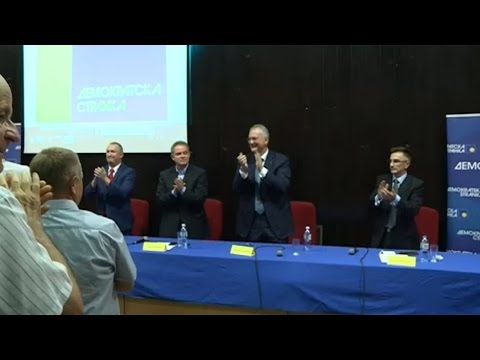 DS izbori: Prva debata predsedničkih kandidata – politika Demokratske stranke (8.9.2016)