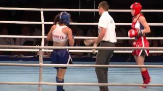 Anna Poskrebysheva v Zehra Gulgen WCG 2013 Finals