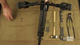 VIsm KPM Bipod Tech TV Video