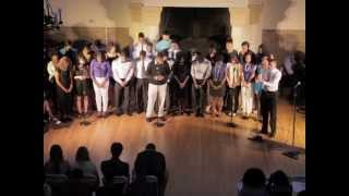 By Faith and Not By Sight - Stanford Gospel Choir 2013-2014