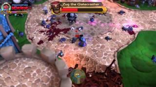Fat princess adventures gameplay