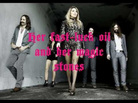 Grace Potter and the Nocturnals-Medicine (lyrics video)
