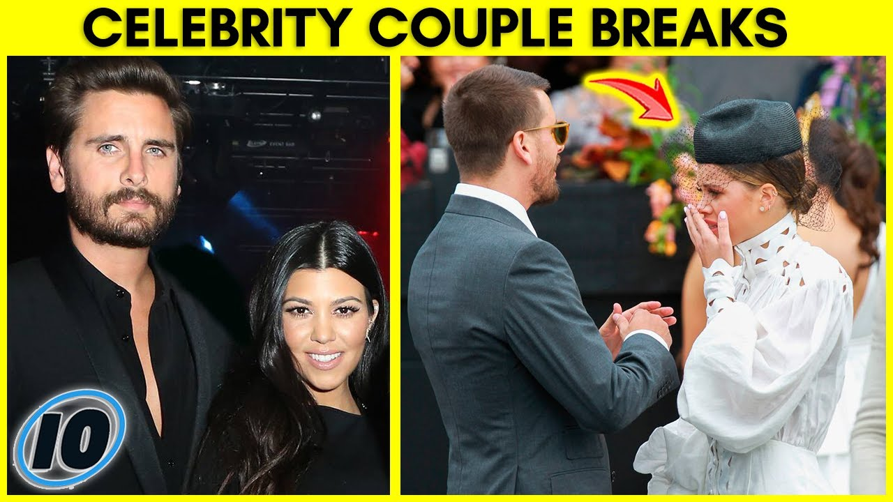 Top 10 Celebrity Couples You Didn't Know Split Up In 2020