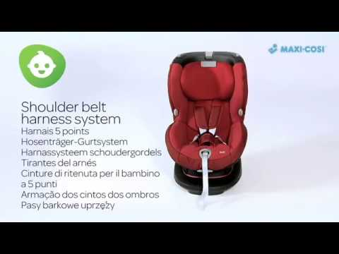 Maxi-Cosi Opal Carseat (0-18kg) - Switching Configuration - YouTube