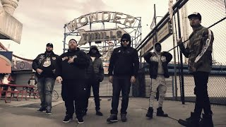 Смотреть клип Chris Webby Feat. Nems, Apathy, Anoyd, Mickey Factz & Ren Thomas - Apex