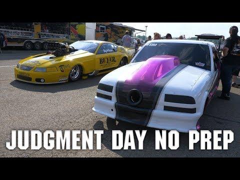 """SAVE THE RACKS"" CUMMINS S10 GOES NO PREP RACING – JUDGEMENT DAY"