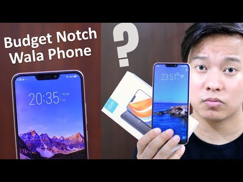 Unboxing & Overview of Vivo Y83 | Notch Display Budget Phone | Powered By MediaTek Helio P22