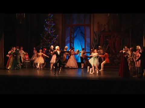 Actuación del ballet nacional ruso 12 12 19