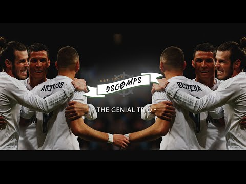 BBC | The Genial Trio | Geniuses Skills & Goals // 15/16
