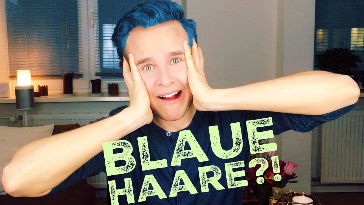 Haare Färben Test