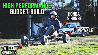Yard Kart Performance Mods | Can we Build a Top 5 Performer for Cheap??