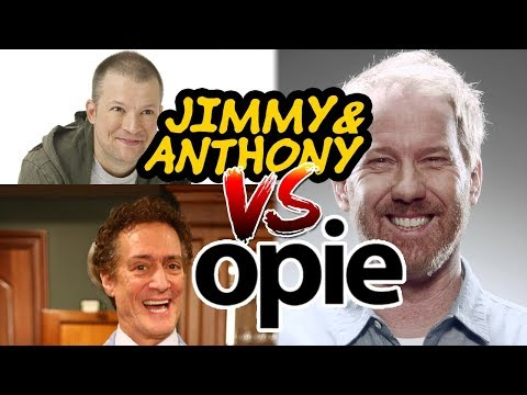 Jim Norton and Anthony Cumia vs Opie, Remembering Getting Fired, Forced to Apologize