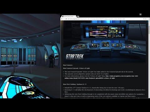 Star Trek Online - Sphere Builder Lockbox and Artifacts Patch Overview
