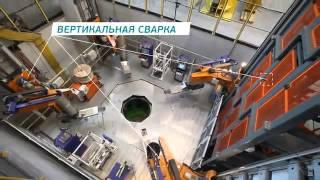 видео мытищинский завод профнастила