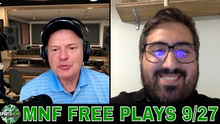 Monday Night Football Picks and Predictions | Cowboys vs Eagles Preview | The Predictive Playbook