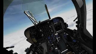 NTTR Poor Weather Armed Recon/SEAD Mission