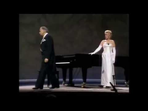 "Victor Borge e Marilyn Mulvey - ""Caro Nome"" (LEGENDADO)"