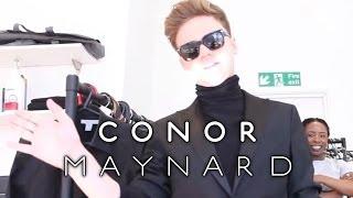 Conor Maynard Take Off Book Photoshoot