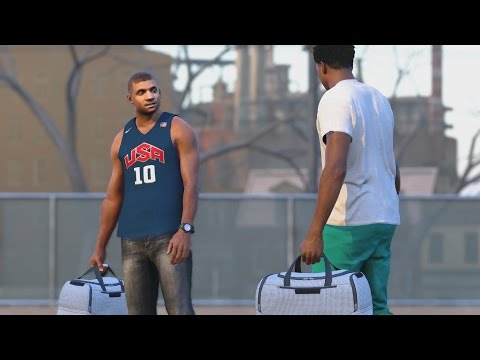 NBA 2K17 PS4 My Career - Denver