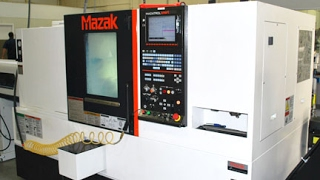 Обзор токарно-фрезерного станка чпу/CNC MAZAK NEXUS-200  (часть 1)
