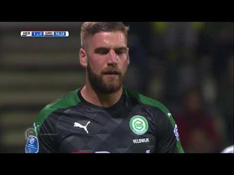 Samenvatting Heracles - FC Groningen 2-1 (04-11-2017)