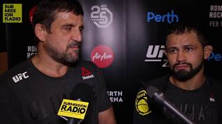 UFC 221: After New Favourite Finish, Jussier Formiga Believes He Deserves Title Shot