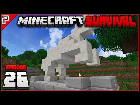 The Memorial Area! | Minecraft 1.9 PC | Python Plays Minecraft Survival [S2 - #26]