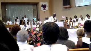 Rev. Dr. Ozzie E. Smith, Jr. Senior Pastor