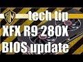 XFX R9 280X BIOS update