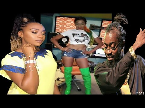 D'Angel ADDRESS beenie man woman says she gonna take her baby father