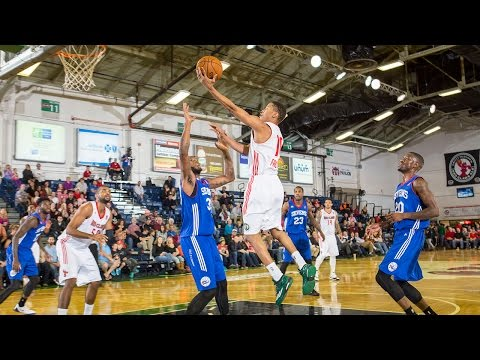 Maine Red Claws Top Plays of the 2014-15 Season