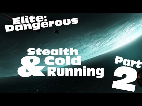Elite Dangerous - Testing Stealth & Heat Mechanics Part 2