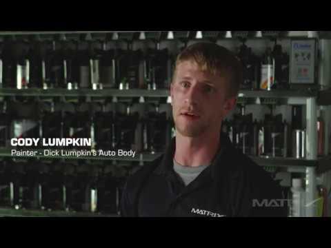 Lumpkin's Auto Body Converts To Matrix C2C System