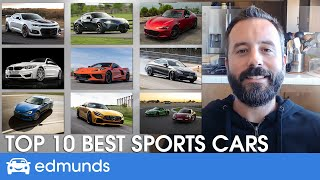 The Best Sports Cars: Carlos Lago Presents a Completely Arbitrary but Nevertheless Accurate Ranking