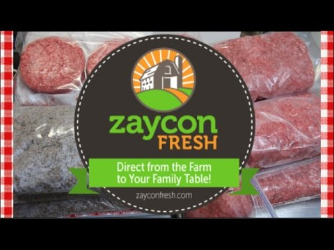 Picking up and Processing Zaycon Ground Beef ~ #Zaycon Fresh Haul ~ Noreen's Kitchen