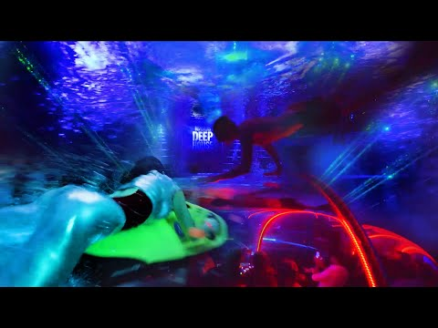 We Went To The World's Deepest Underwater Dance Party