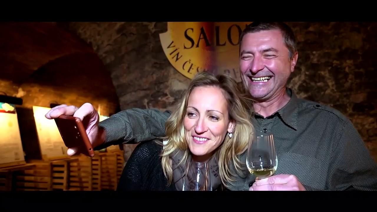 Salon vín ČR Valtice - průvodce návštěvníka
