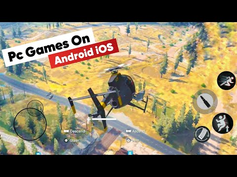 Top 10 Android Games Same As PC Games #2