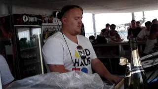 DJ Rust @ White Bar Kazantip Z17 2009