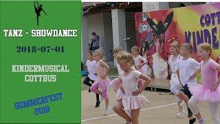 Cottbuser Kindermusical Sommerfest 2018 - Grundkurs
