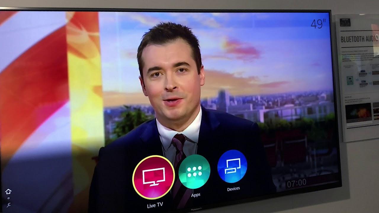 Panasonic FX650 4K HDR TV | Switch Design | Panasonic Convention 2018