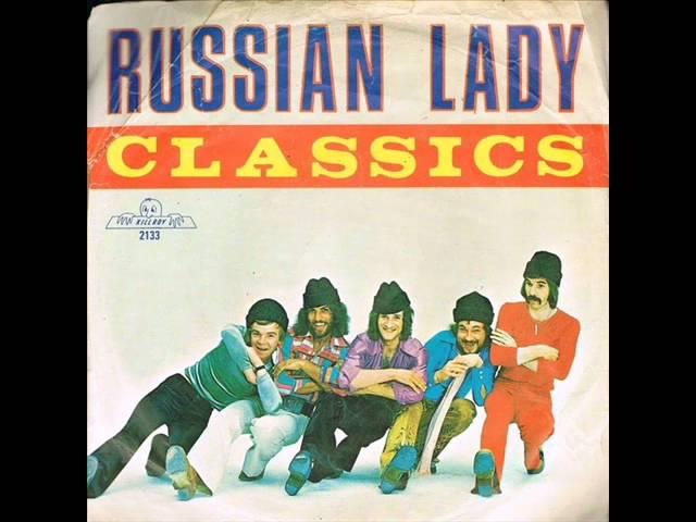 My Russian Lady The Classics