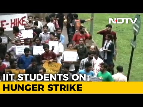IIT Bombay Students Suspend Hunger Strike After Director Promises Fee Cut