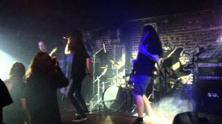 the cursed strain condemned to decay live at death morroz fest 09 01 2016