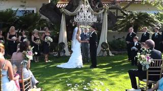 The Inn at Rancho Santa Fe wedding video - Cie and Chris Wedding Teaser