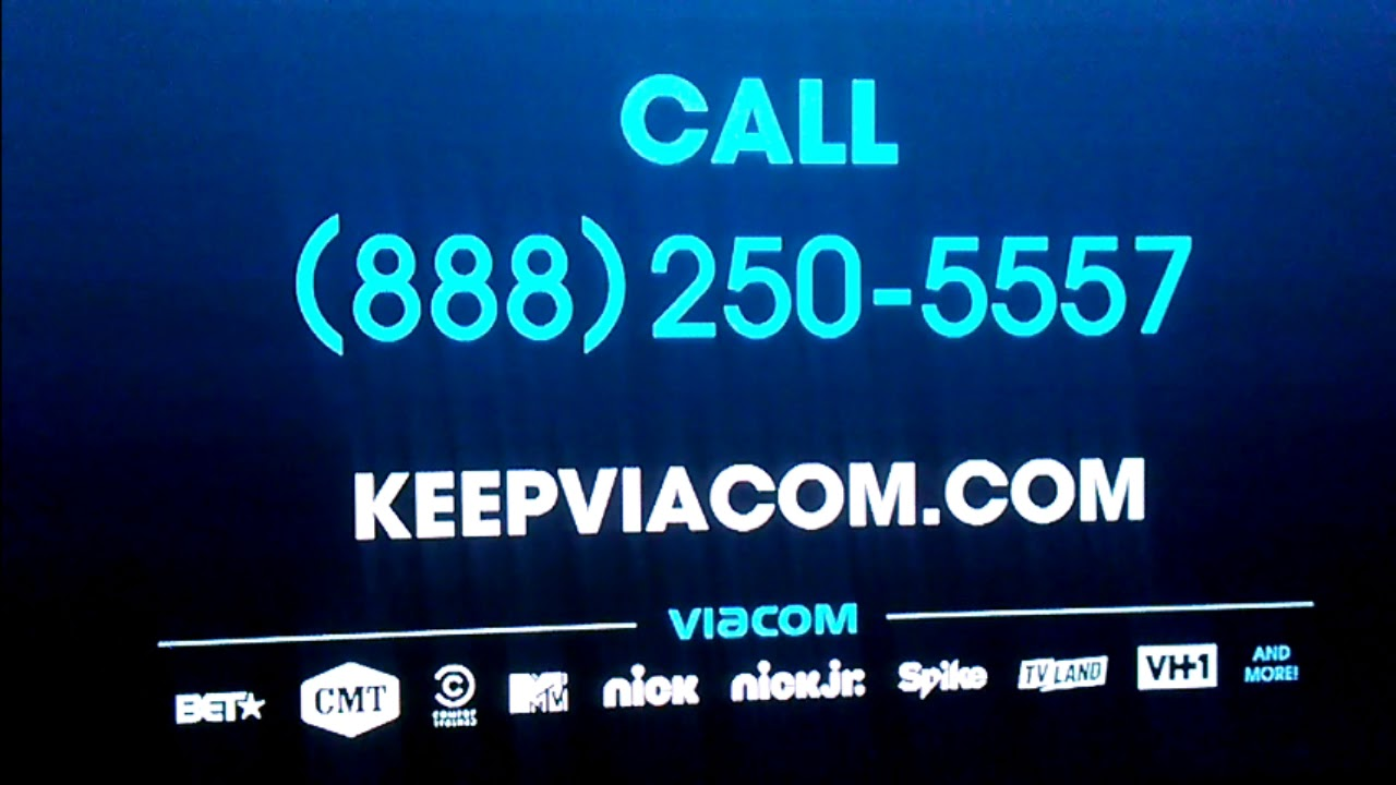 Spectrum Dropping Viacom Channels Youtube