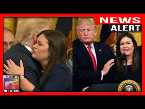 ALERT: Sarah Sanders Is Out At White House Moves On To Fulfill Her Most Important Job Yet