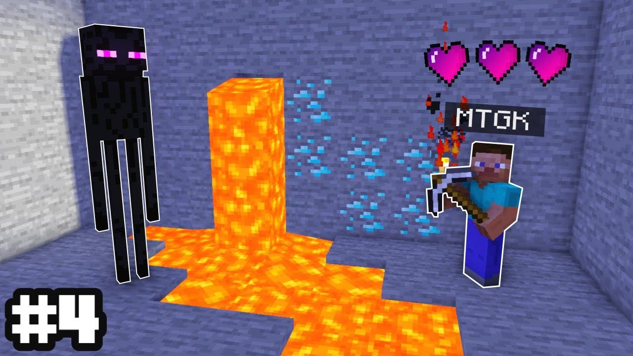 ELMAS BULDUM!! 💎 - Minecraft Survival Bölüm #4